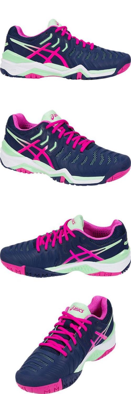 Chaussures 62230: Asics 62230: Gel Resolution 7 Femmes Indigo Rose Femmes Asics Vert E751y 907fa10 - vimax.website