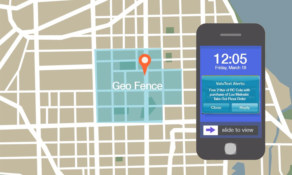 You may have heard the term geofencing mobile advertising