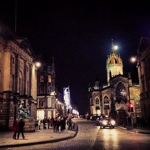 St Giles Cathedral - Edinburgh, Scotland