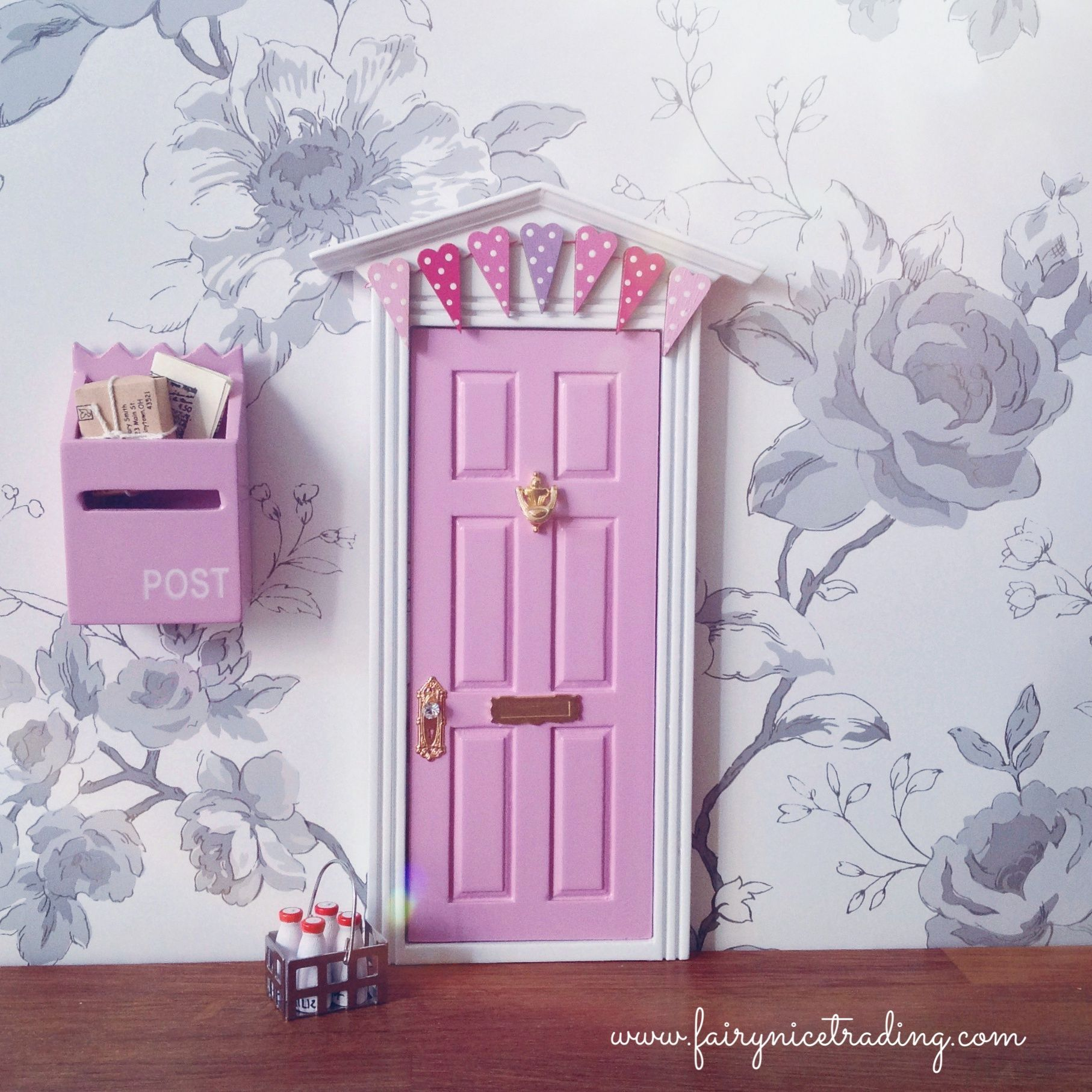 Magical Deliveries Fairy Door Accessory Fairy Door Accessories Fairy Door Fairy Doors