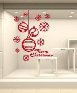 Vetrofanie natalizie per casa cerca con google natale - Vetrofanie per finestre ...