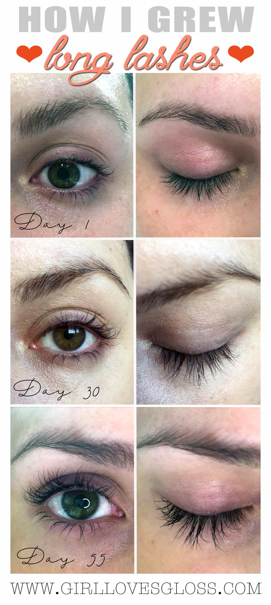 3cf18c3f047 My Secret to Crazy Long Eyelashes | BEAUTY | Longer eyelashes, How ...