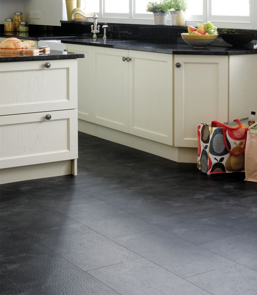 Emporium Lvt Design Floors By Lifestyle Floors To See All Our Other Ranges In Different Styles C Kitchen Flooring Vinyl Flooring Kitchen Grey Kitchen Floor