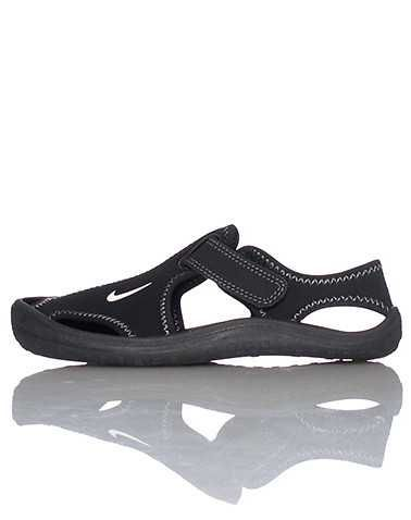 6107701f4  FashionVault  nike  Boys  Footwear - Check this   NIKE BOYS Black Footwear