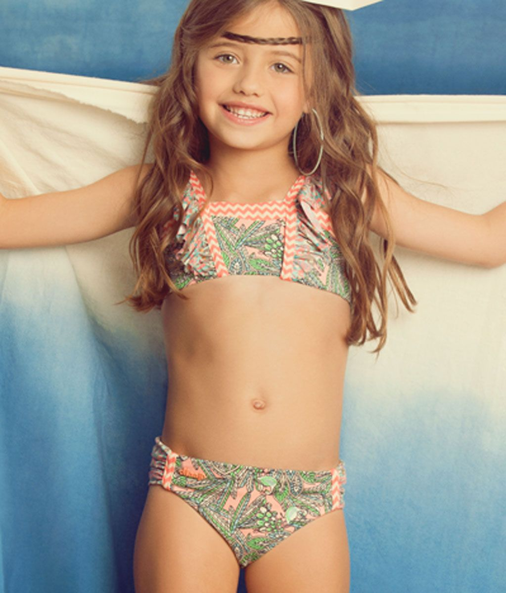 Maaji Kids / Girls Swimwear 2014 Coral Waves | Swimsuits ...