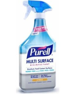 New Coupon Save 1 50 1 Purell Multi Surface Disinfectant