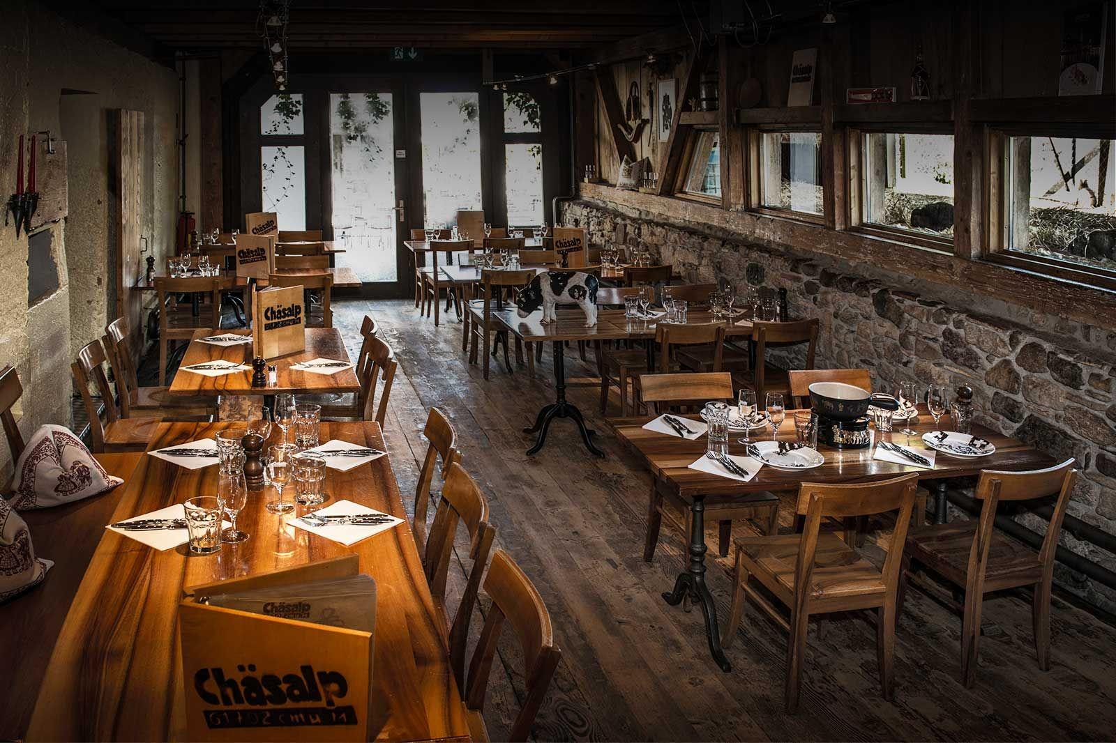 Chasalp Need To Go For Fondue In Zurich Fondue Restaurant Bauernhaus Restaurant Restaurant