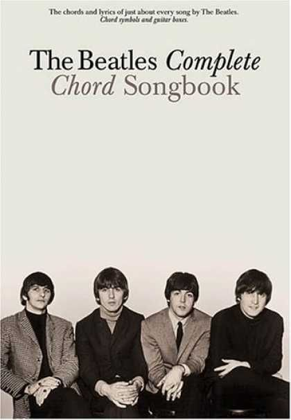 Beatles Books - The Beatles Complete Chord Songbook | ॐ George ...