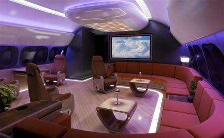 Boeing 787 Dreamliner Vip Edition With Images Private Jet