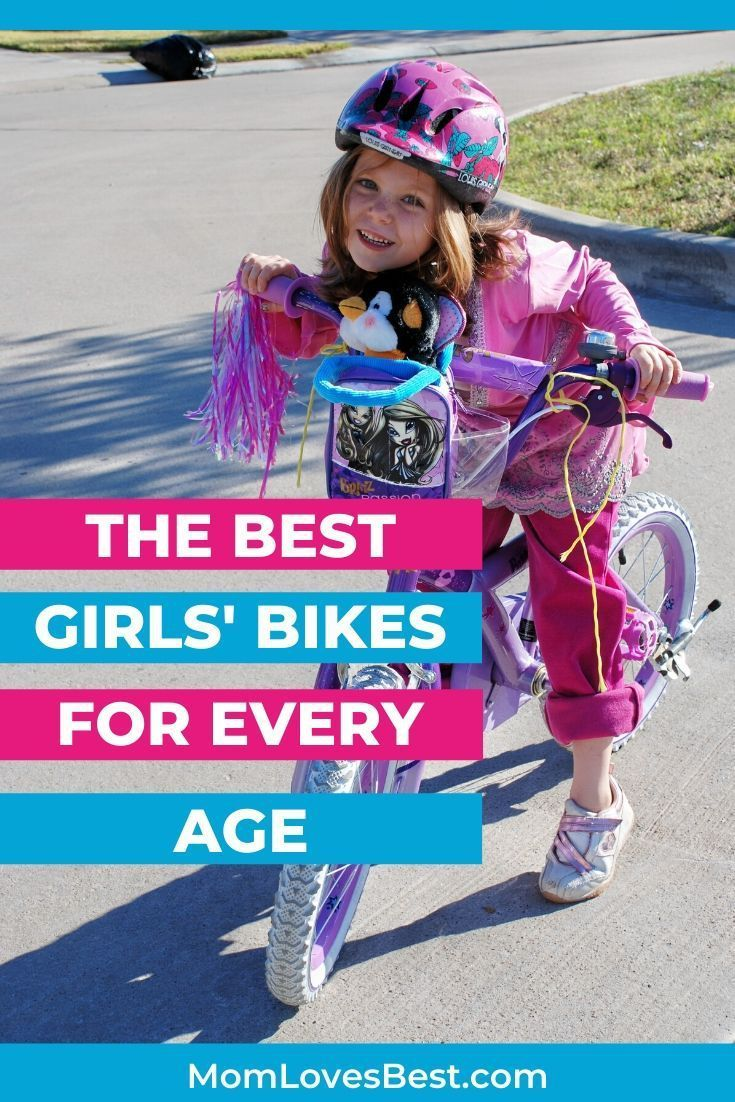 The Best Girls' Bikes for Every Age