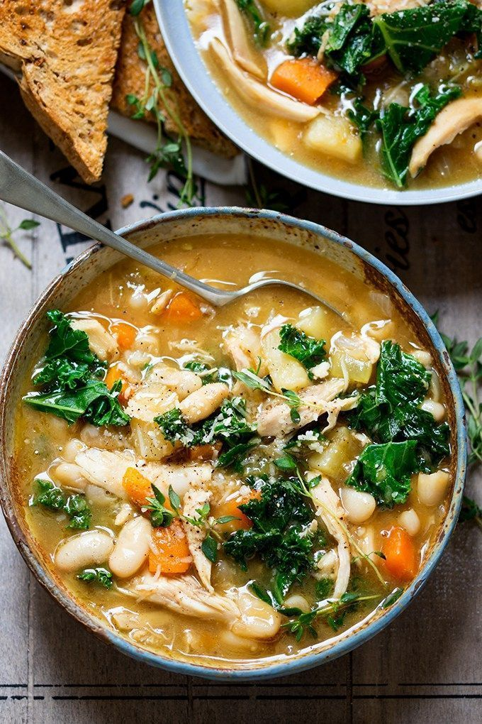 11 Soups to Keep You Warm + Healthy This Winter #fallrecipesdinner