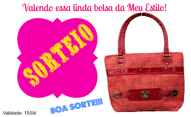 Pincel Rosa: Sorteio! http://goo.gl/bFbZ0U