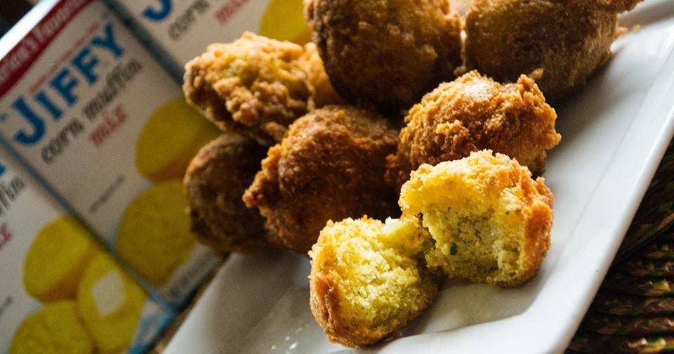 Jiffy S Hush Puppy Recipe You Re Going To Love These Hush Puppies Recipe Hush Puppies Recipe Jiffy Recipes