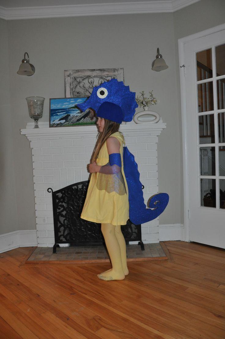 Simple Seahorse Costume Atelier Deguisement Marin