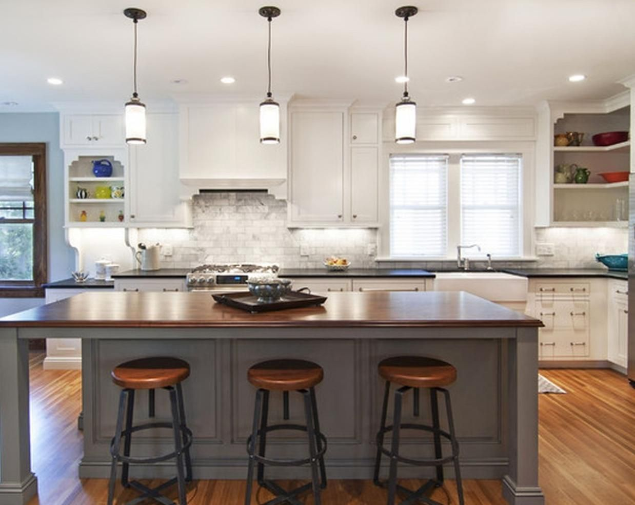 37+ The Most Popular Kitchen Lighting Ideas in 2019