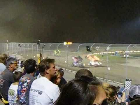 World of Outlaws Ohsweken Speedway - July 30, 2010 LOTS of great times spent here during racing season!