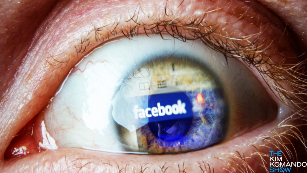Facebook fixed a bug that lets the app take over your