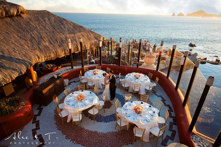 Sunset Da Mona Lisa Los Cabos Wedding Venue Photography By Alec And T