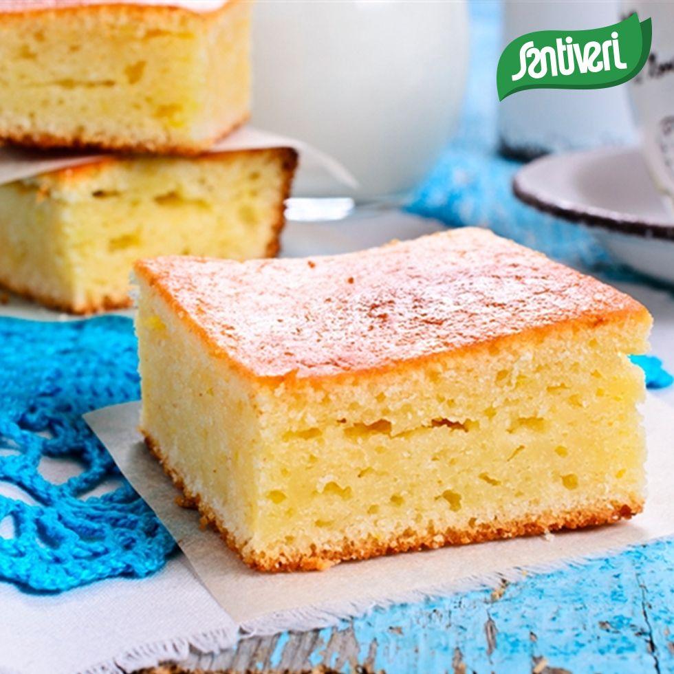 Hoy os traemos una receta riquísima de nuestra amiga Esperanza Català. Prueba estos esponjosos y dulces cuadraditos de Can Joan de S'Aigo sin gluten. ¡Irresistibles!