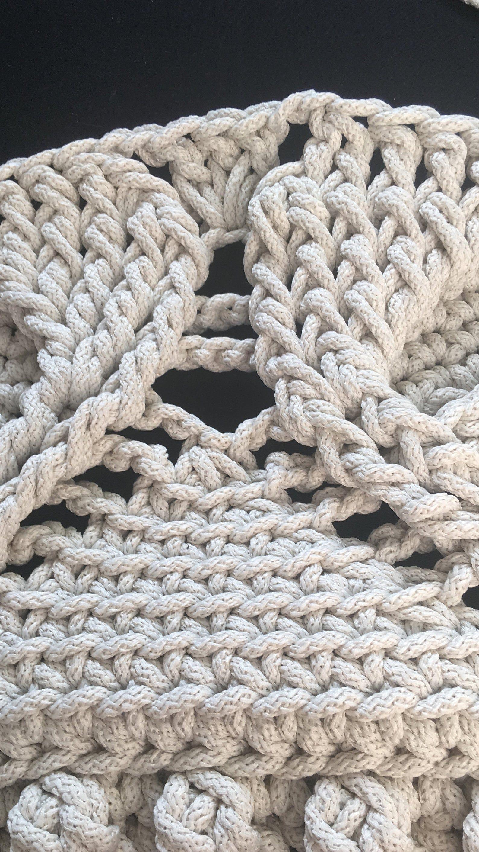 Video Tutorial Crocheting Rug Fox Text Description In Etsy In 2020 Videos Tutorial Crochet Crochet Rug
