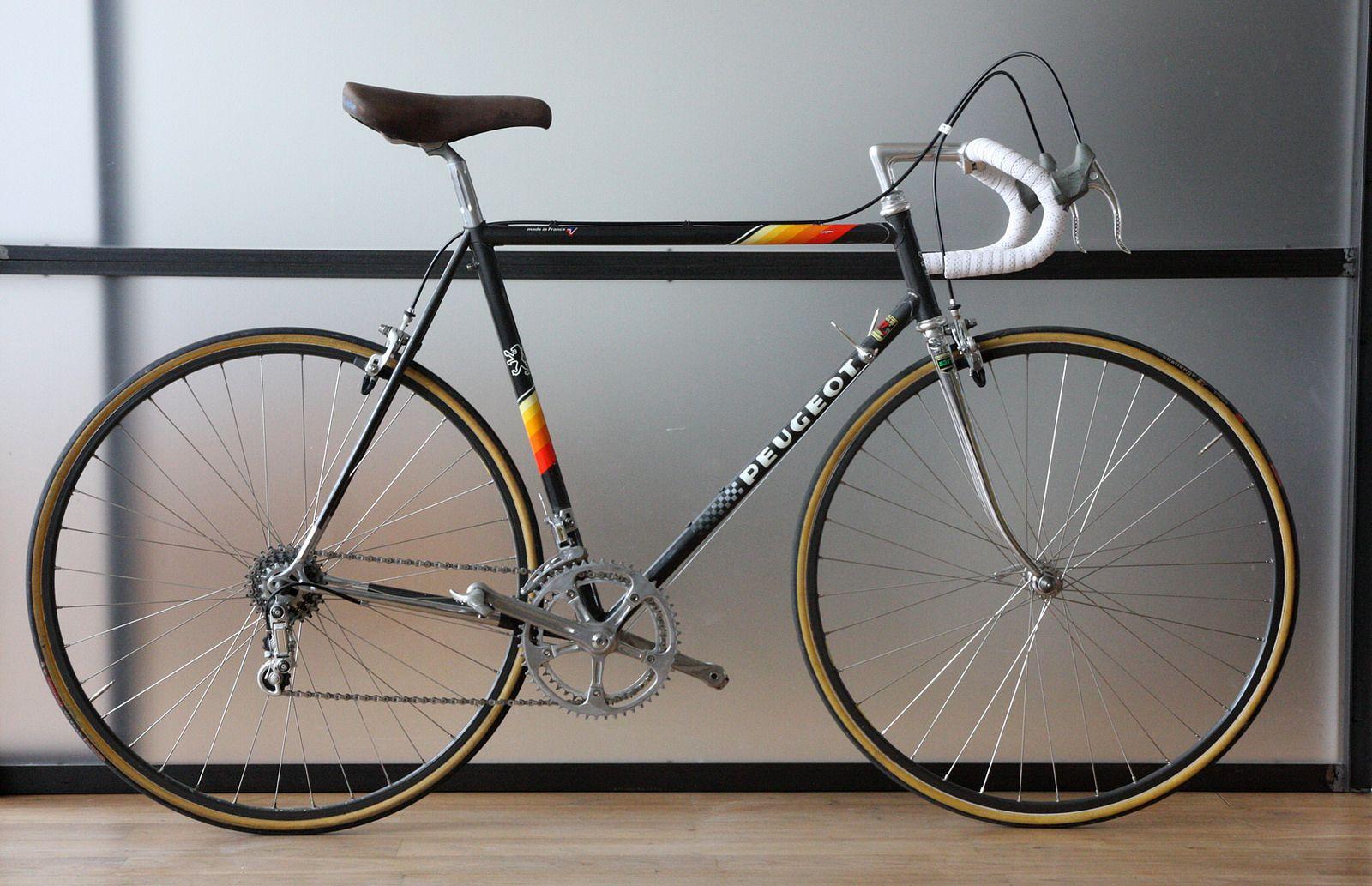Peugeot Py 10 Ls From 1984 Peugeot Bike Road Bike Vintage Bicycle