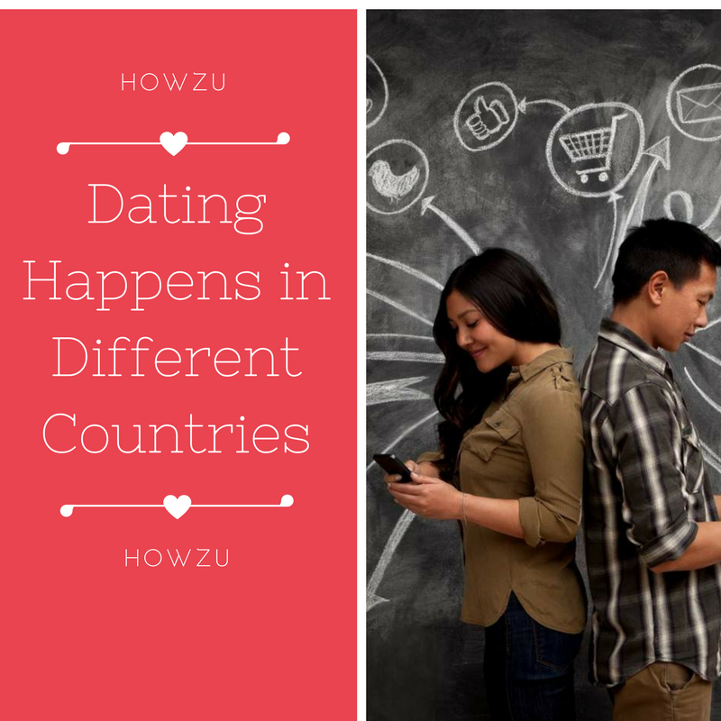 dating from different countries