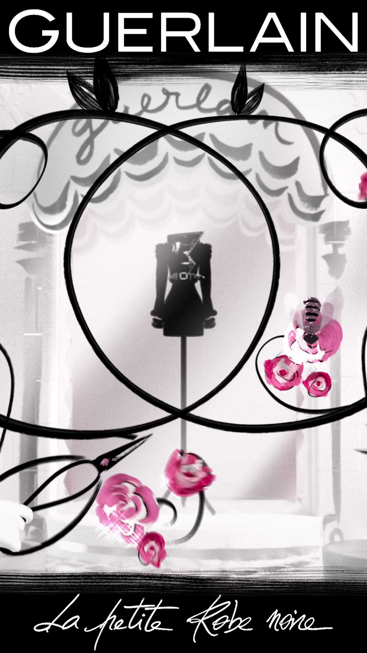 29b567f9440 Une Création Parfumée Signée Guerlain — Sicilfly