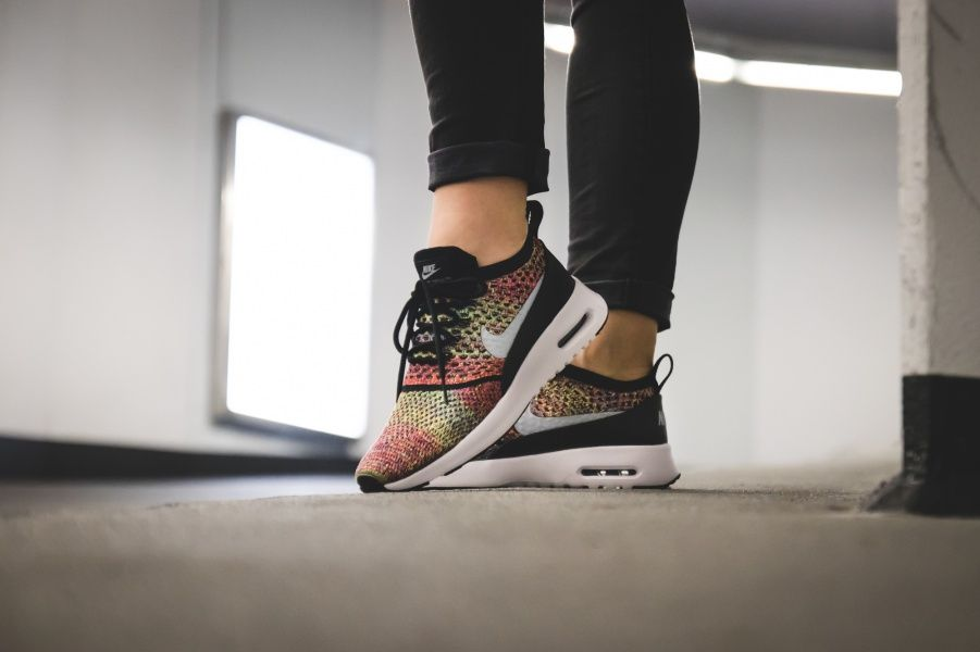 Nike WMNS Air Max Thea Ultra Flyknit Multicolor 881175
