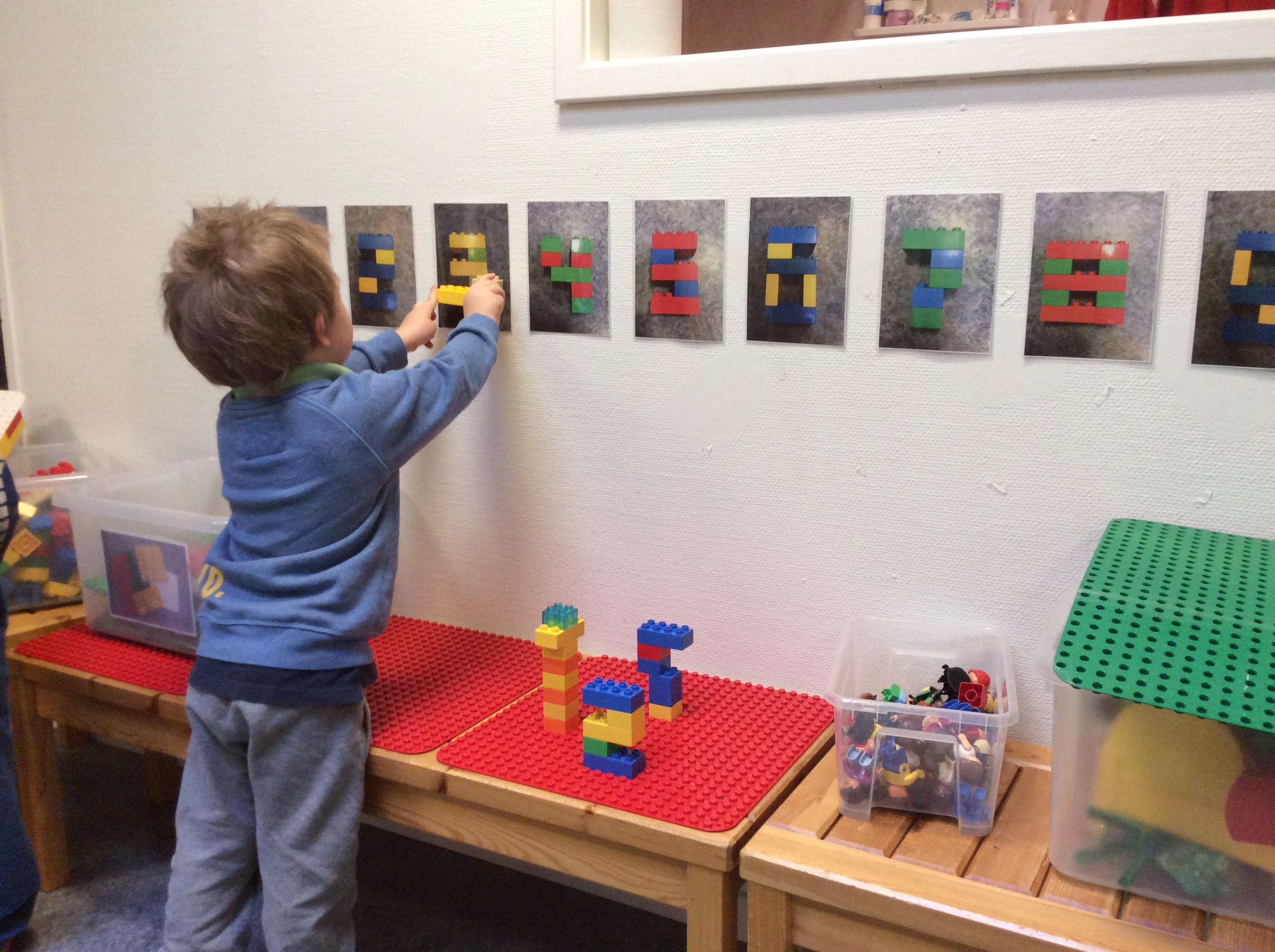Playing with legonumbers lernspiele pinterest mathe for Raumgestaltung lernwerkstatt