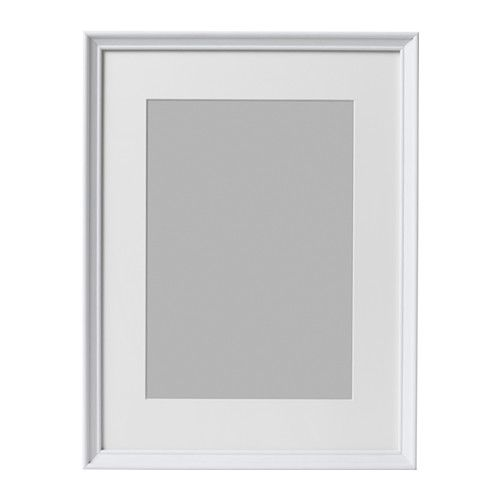 IKEA - RIBBA, Frame, 30x40 cm, , Fits A4 size pictures if used with ...