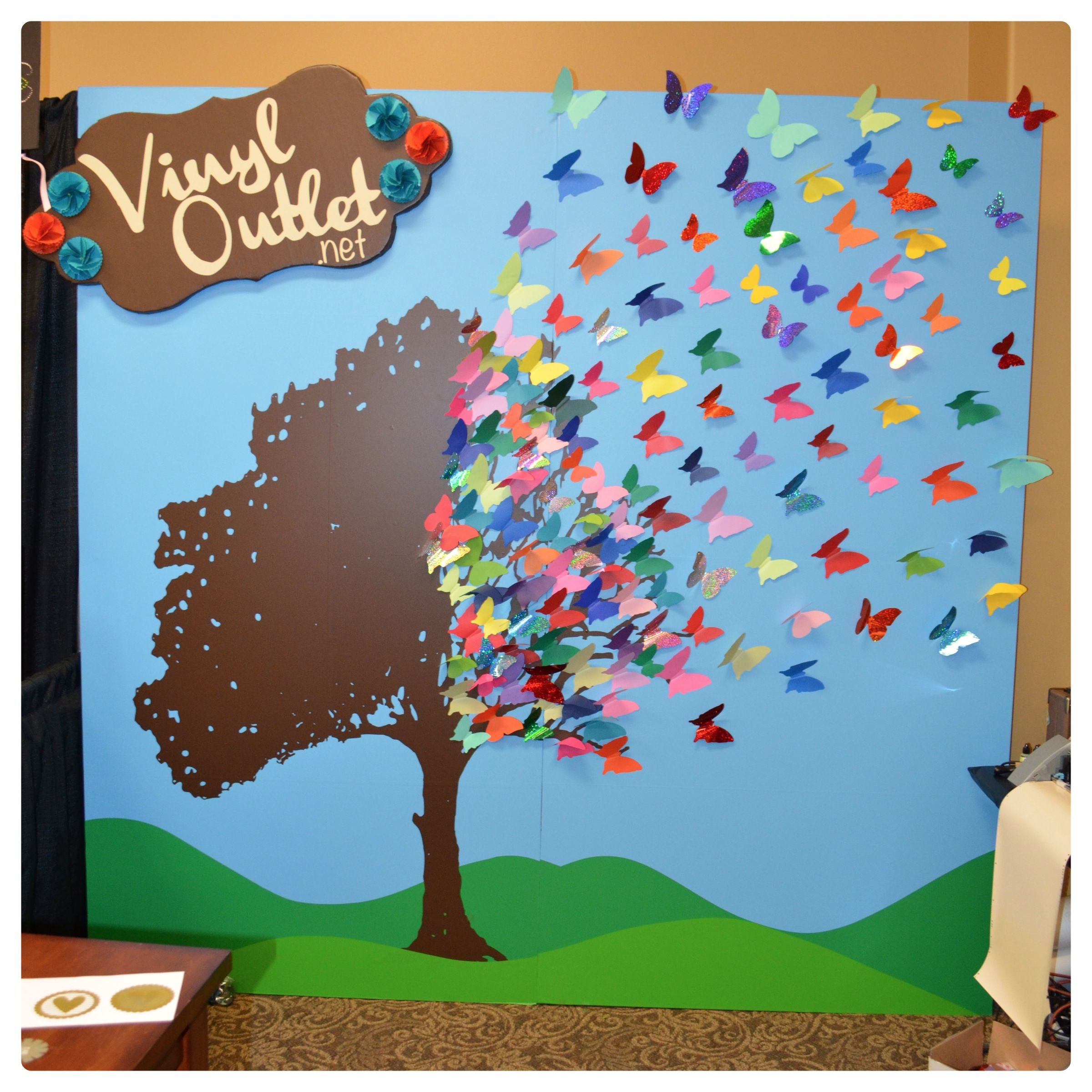 butterflypanel   #vinyloutlet One word------WOW