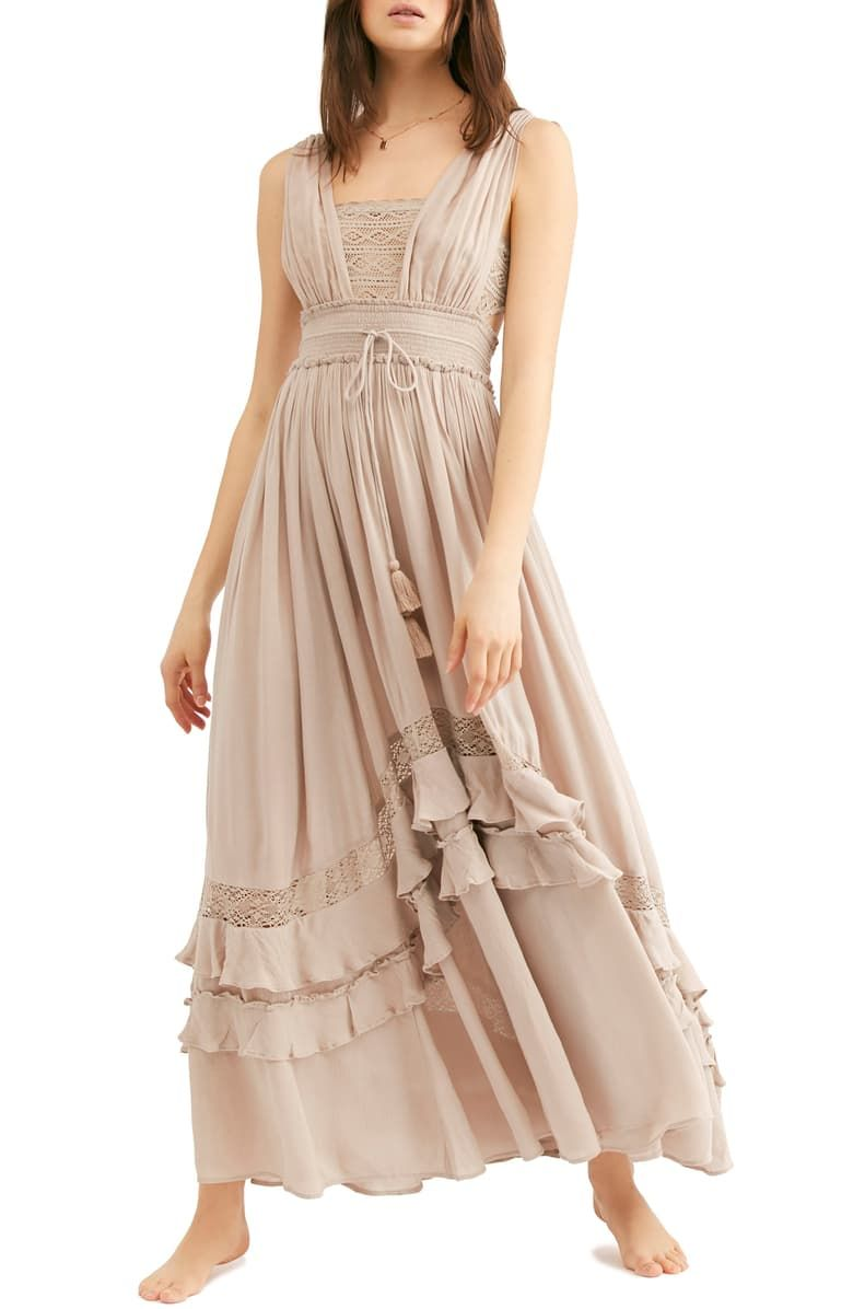Endless Summer By Free People Santa Maria Maxi Dress Nordstrom Cutout Maxi Dress Ivory Lace Maxi Dress Nordstrom Dresses [ 1196 x 780 Pixel ]
