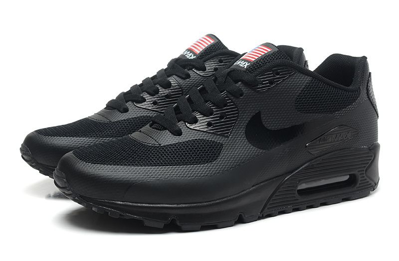air max 90 american flag black