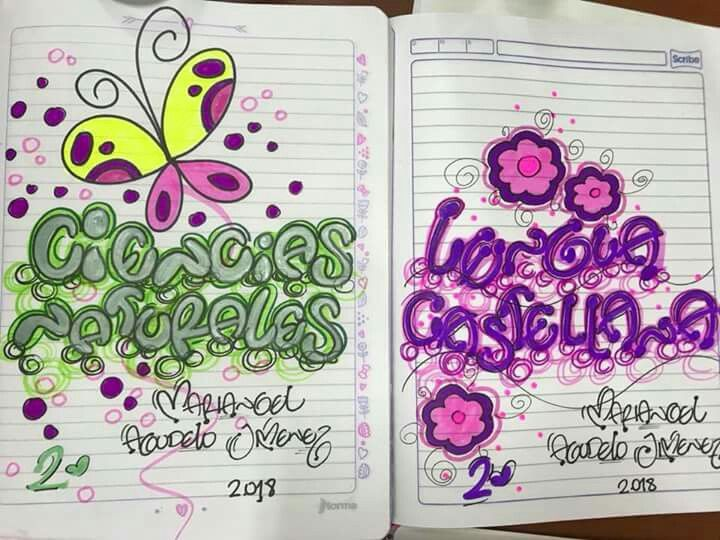 Portadas Para Cuadernos Y Libretas Con DiseÑos Marinos: Pin De Marlyn Valbuena En 0Marca Cuadernos