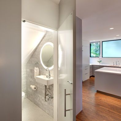 Tiny Powder Room Design Ideas Pictures Remodel And Decor