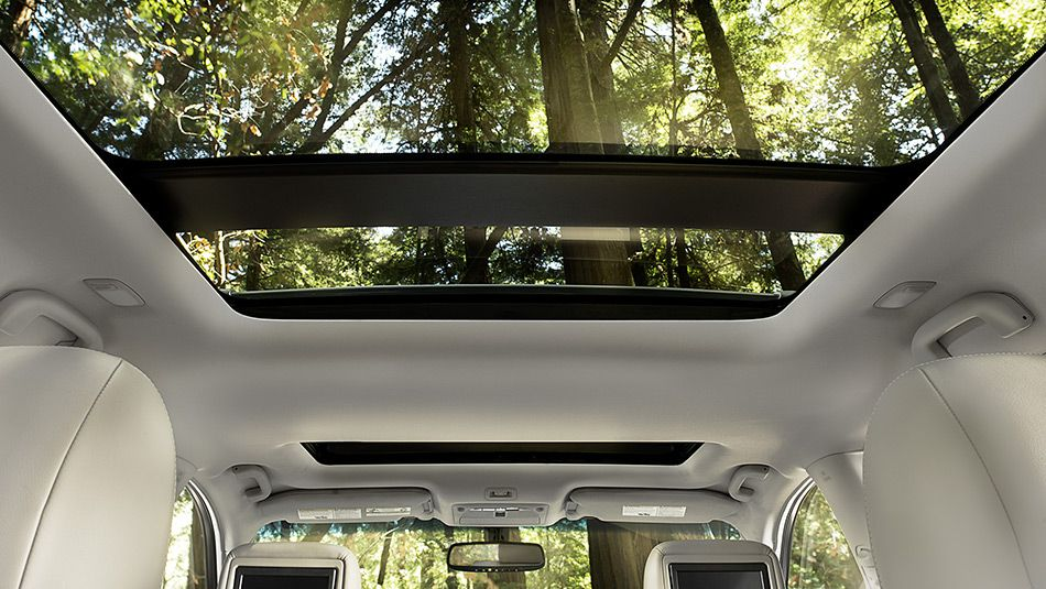 Best All New Pathfinder Comes With Dual Moonroof So Passengers 400 x 300