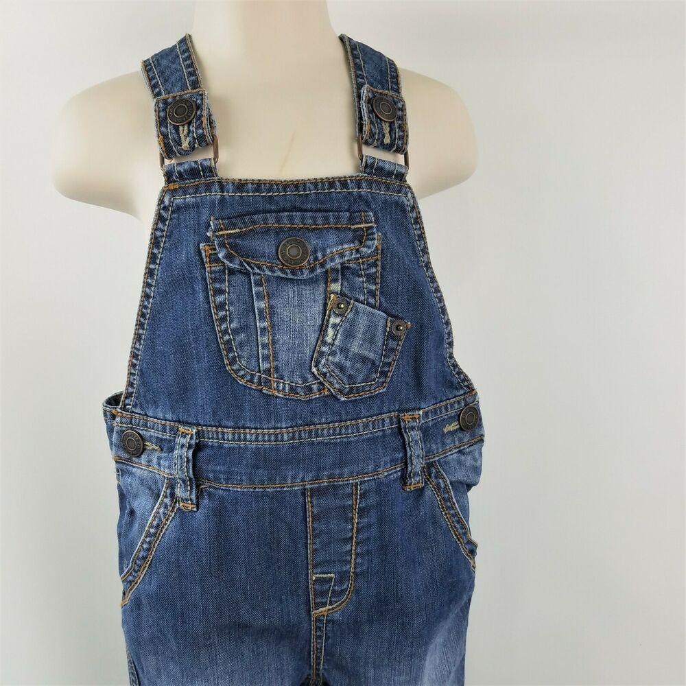 Zara Baby Denim Overalls Boys Jumpsuit 12-18 Month #Zara # ...