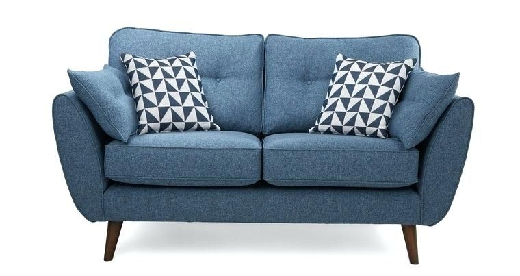 Hallow Corner Sofa 2 Seater Sofa Cuddler Sofa Fabric Sofa
