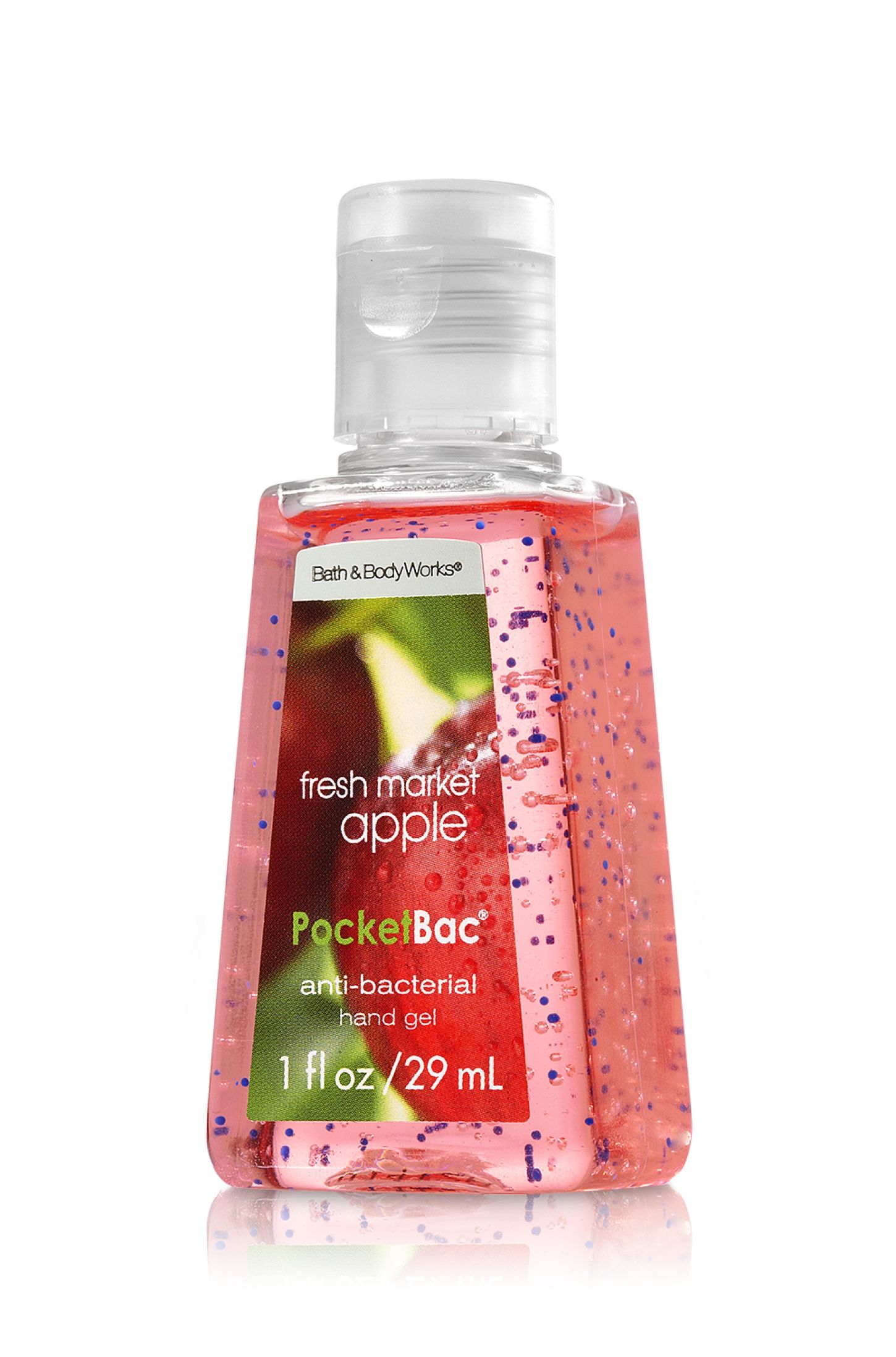 Fresh Market Apple Pocketbac Sanitizing Hand Gel Anti Bacterial