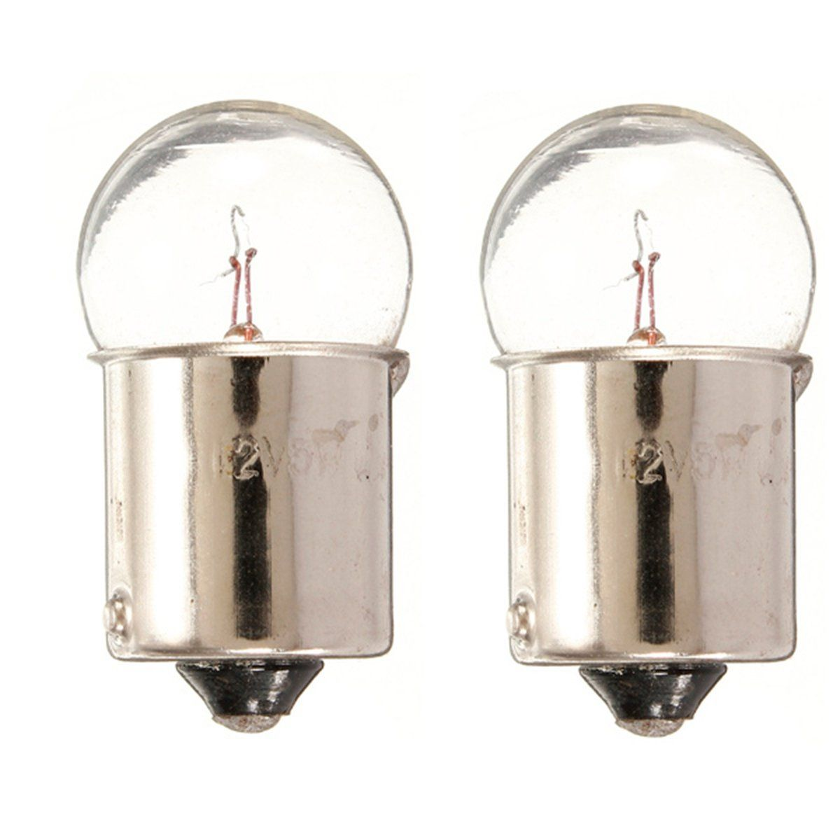 Us 1 64 39 1 Pair 12v 5w 207 Brake Reverse Tail Stop Indicator Light Car Bulbs Car Lights From Automobiles Motorcycles On Banggood Com