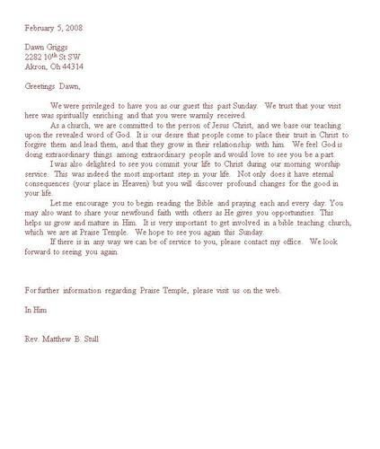 time visitor who gets saved their visit letter template customer - sample thank you follow up letter