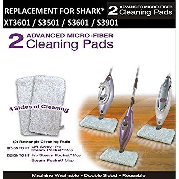 Shark Advanced Microfiber Compatible