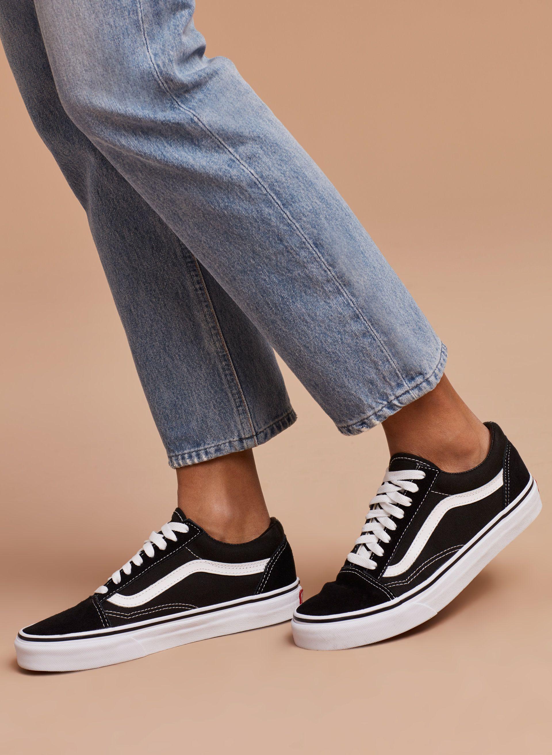 Vans OLD SKOOL CANVAS | Aritzia | Vans shoes old skool, Vans