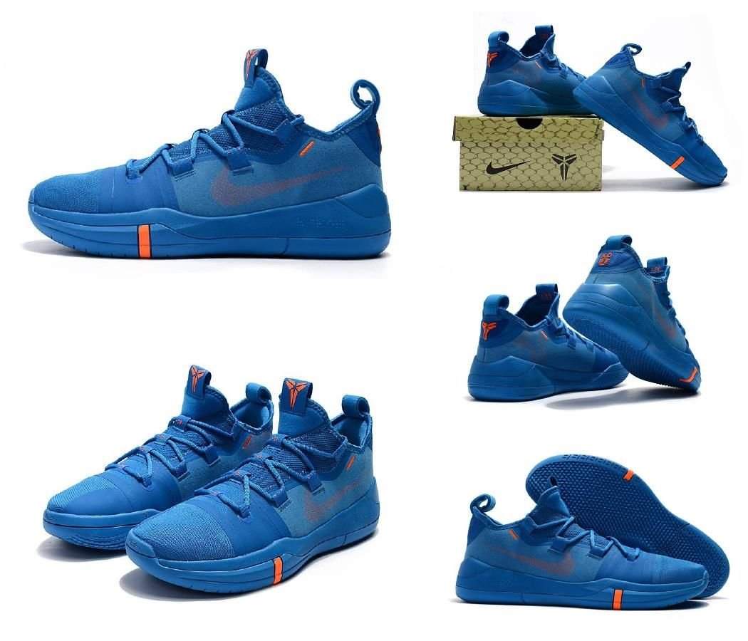 Kobe Bryant Nike Kobe AD Royal BlueOrange | Girls