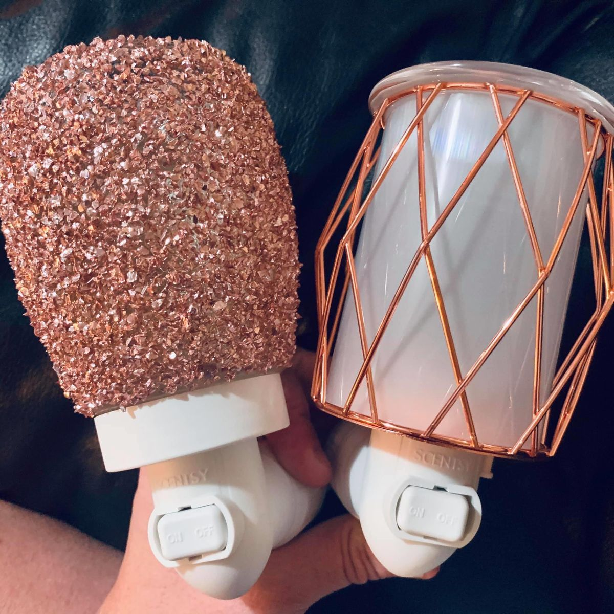 Glitter rose gold and wire are you blushing in 2020