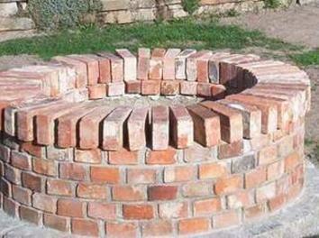 Bildergebnis Fur Brunnen Mauern Klinker Brunnen Garten Brunnen