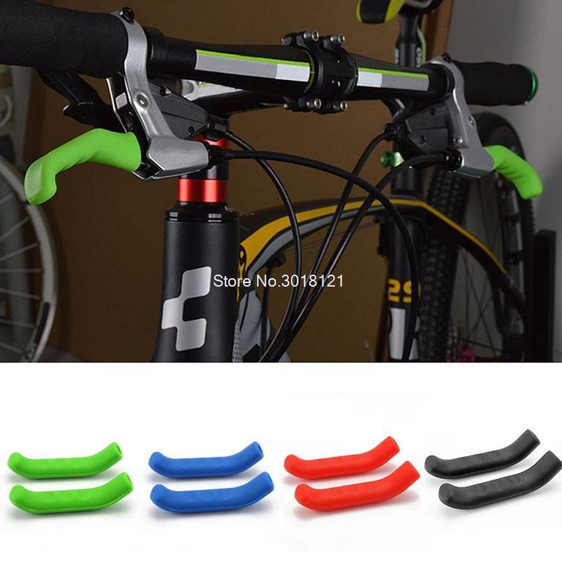 1 Pair MTB Bicycle BMX Mountain Bike Brake Levers V-Brakes Handle Gear Set Tool