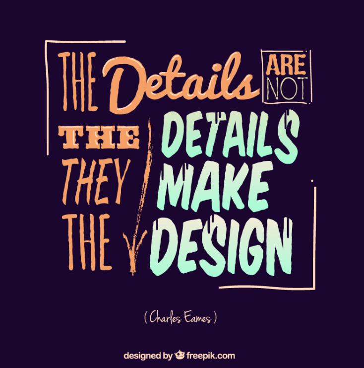 10 Free Typographic Quote Illustrator Templates Ai Eps Typographic Quote Design Quotes Typographic Design