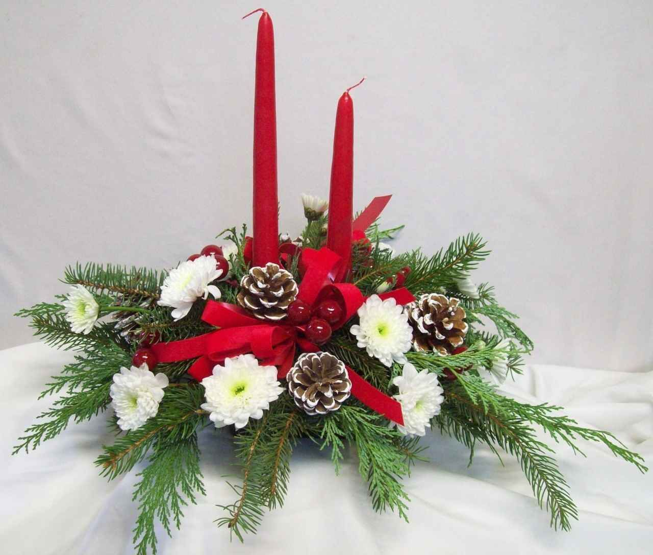 Xmas Centerpieces Elegant Christmas Centerpieces .elegant Christmas