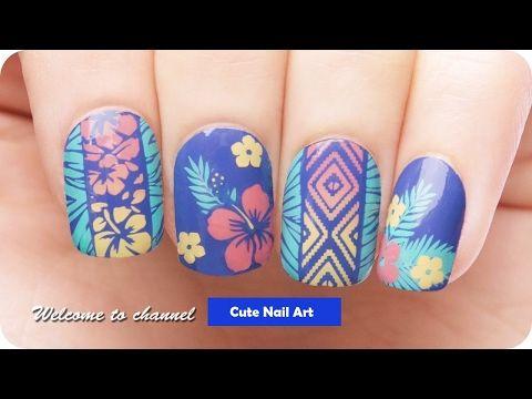 146 Nail Art Tutorial Compilation Videos Part 1 Mon Nails